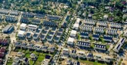 Vermarktungsauftrag für 170 Einfamilienhäuser!